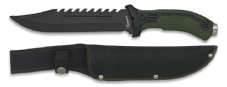 Green Razorback Knife